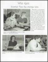 2002 Castleberry High School Yearbook Page 106 & 107