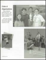 2002 Castleberry High School Yearbook Page 122 & 123