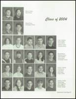 2002 Castleberry High School Yearbook Page 160 & 161