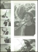 1966 High Point High School Yearbook Page 34 & 35