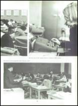 1966 High Point High School Yearbook Page 56 & 57