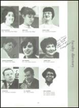 1966 High Point High School Yearbook Page 72 & 73