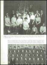 1966 High Point High School Yearbook Page 86 & 87