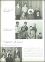 1966 High Point High School Yearbook Page 100 & 101
