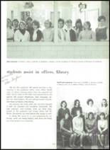 1966 High Point High School Yearbook Page 104 & 105