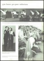 1966 High Point High School Yearbook Page 112 & 113