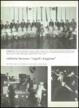 1966 High Point High School Yearbook Page 116 & 117