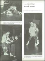 1966 High Point High School Yearbook Page 154 & 155