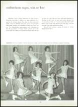1966 High Point High School Yearbook Page 166 & 167