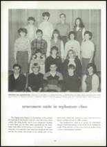 1966 High Point High School Yearbook Page 172 & 173