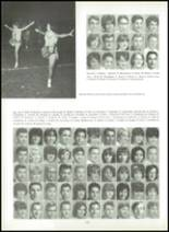 1966 High Point High School Yearbook Page 174 & 175