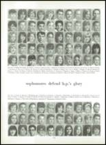 1966 High Point High School Yearbook Page 180 & 181