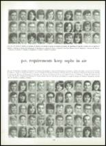 1966 High Point High School Yearbook Page 182 & 183