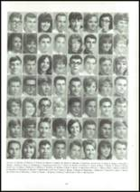1966 High Point High School Yearbook Page 184 & 185