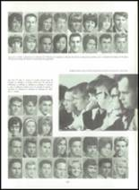 1966 High Point High School Yearbook Page 190 & 191