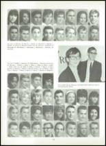 1966 High Point High School Yearbook Page 194 & 195