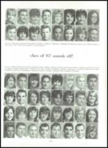 1966 High Point High School Yearbook Page 196 & 197