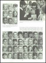 1966 High Point High School Yearbook Page 198 & 199