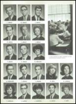 1966 High Point High School Yearbook Page 206 & 207