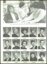 1966 High Point High School Yearbook Page 212 & 213