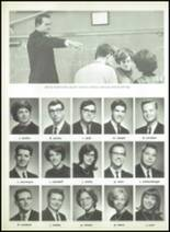 1966 High Point High School Yearbook Page 216 & 217