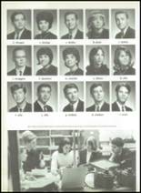 1966 High Point High School Yearbook Page 220 & 221
