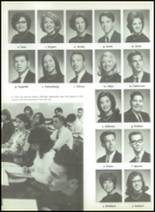 1966 High Point High School Yearbook Page 234 & 235