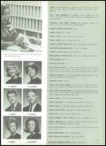 1966 High Point High School Yearbook Page 240 & 241