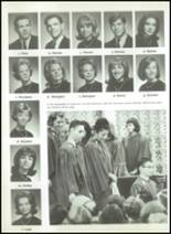 1966 High Point High School Yearbook Page 252 & 253