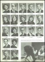 1966 High Point High School Yearbook Page 254 & 255