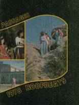 1978 Yearbook Burges High School
