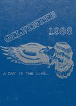 1988 Yearbook Gilpin County High School