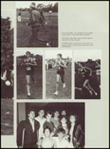 1985 Manchester High School Yearbook Page 16 & 17