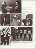 1985 Manchester High School Yearbook Page 20 & 21