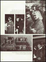 1985 Manchester High School Yearbook Page 26 & 27