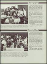 1985 Manchester High School Yearbook Page 34 & 35