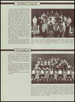 1985 Manchester High School Yearbook Page 36 & 37