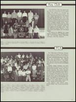 1985 Manchester High School Yearbook Page 38 & 39