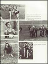 1985 Manchester High School Yearbook Page 46 & 47