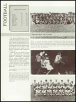 1985 Manchester High School Yearbook Page 48 & 49