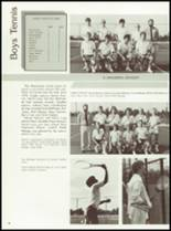 1985 Manchester High School Yearbook Page 50 & 51