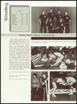 1985 Manchester High School Yearbook Page 56 & 57