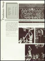 1985 Manchester High School Yearbook Page 62 & 63