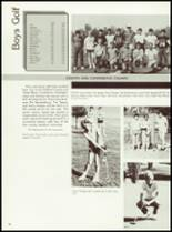 1985 Manchester High School Yearbook Page 68 & 69