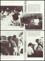 1985 Manchester High School Yearbook Page 80 & 81