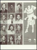 1985 Manchester High School Yearbook Page 98 & 99
