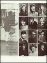 1985 Manchester High School Yearbook Page 100 & 101
