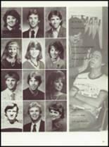 1985 Manchester High School Yearbook Page 102 & 103