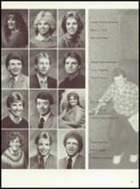1985 Manchester High School Yearbook Page 104 & 105