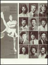 1985 Manchester High School Yearbook Page 106 & 107